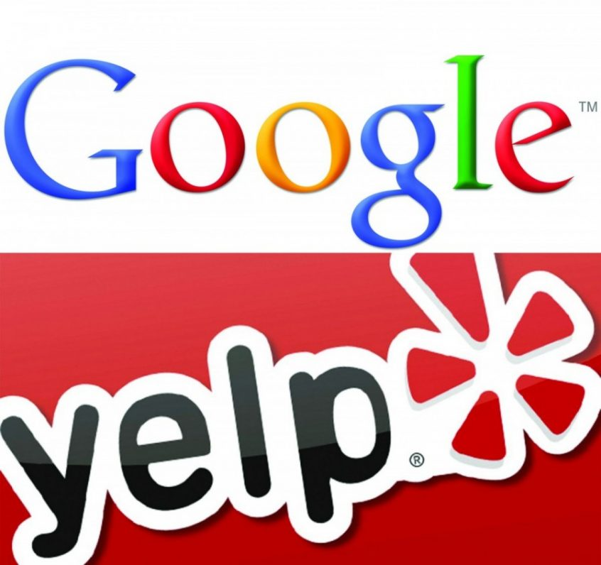 Google vs. Yelp Reviews
