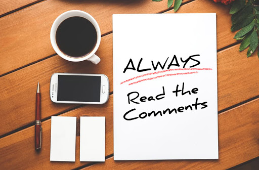 read-the-comments