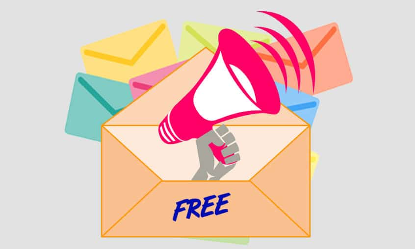 Using free in your subject line can harm deliverability